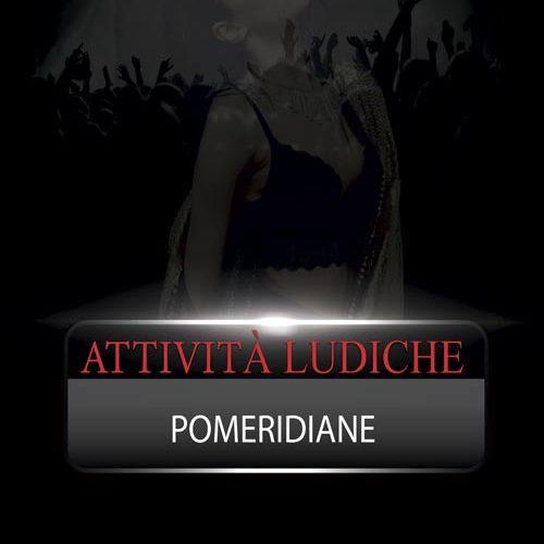 ATTIVITA-LUDICHE-POMERIDIANE A CLUB PRIVE A MILANO